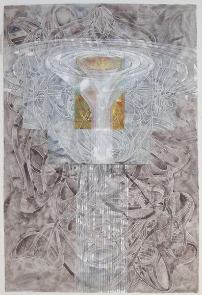Steven Sorman, 'outside in/inside out xvi', 2010