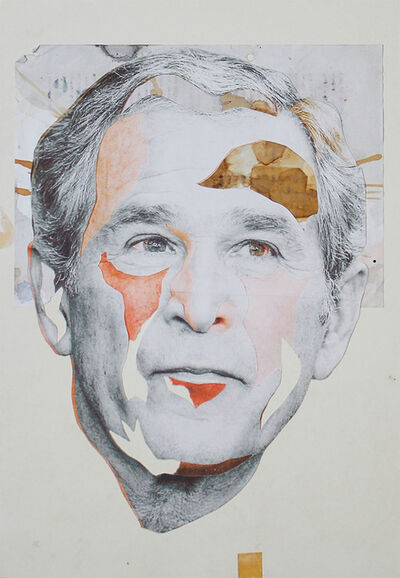 Markus Wülbern, 'George W Bush ', 2019