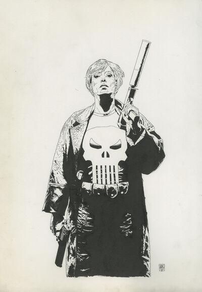 Tim Bradstreet, 'PUNISHER #49 Cover; Tim Bradstreet & Garth Ennis', 2007