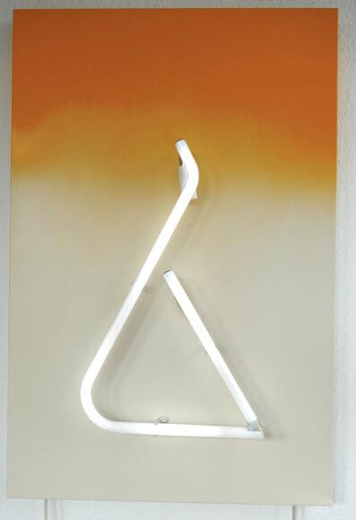 Emanuel Mooner, 'Mandarine Milkshake', 2020