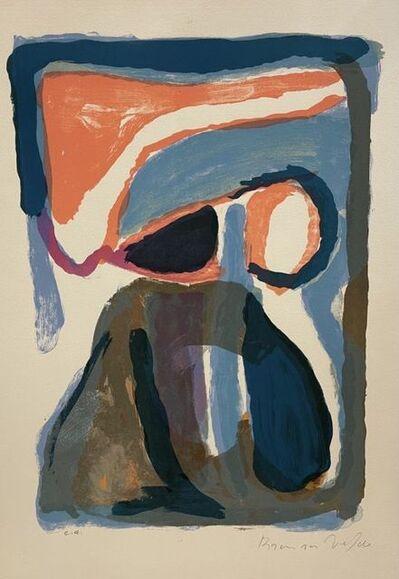 Bram van Velde, 'Nuit - Night', 1968