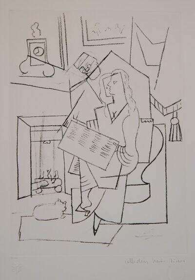 Pablo Picasso, 'Femme Dans un Fauteuil', 1979-1980