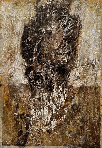 Sasha Meret, 'Chthonic Column XI', 1995