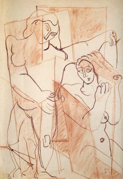R. Leroy Turner, 'Untitled (Nude)', ca. 1930s