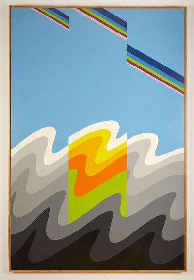 Mohamed Melehi, 'Filter', 1985