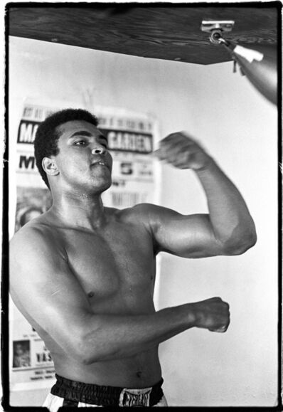 Al Satterwhite, 'Muhammad Ali', 1970