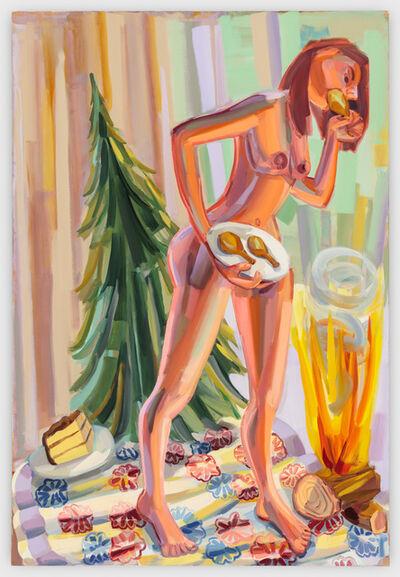 Judith Linhares, 'Feast', 2011