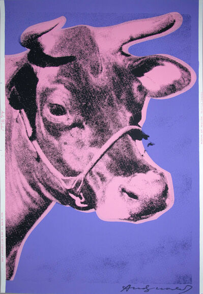Andy Warhol, 'Cow, II.12A', 1976