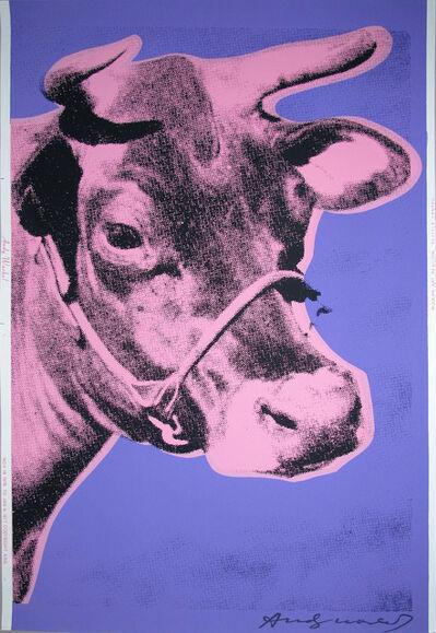 Andy Warhol, 'Cow, II.12A', 1976