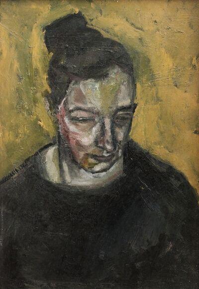 Richard Fitton, 'Portrait of Olivia ', 2021