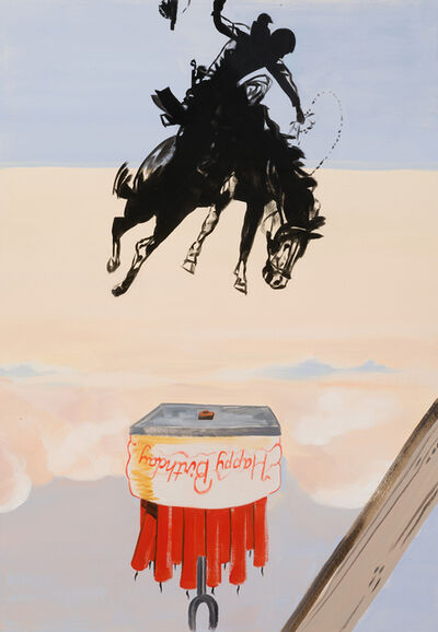 Christiane Lyons, 'Cowboy Bang', 2013