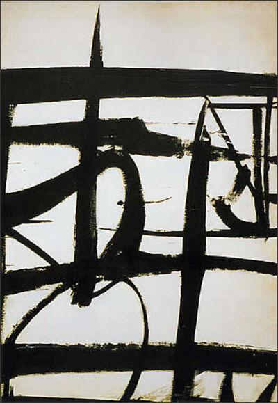 Franz Kline, 'Cardinal', ca. 1950