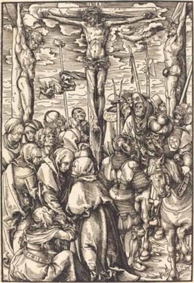 Lucas Cranach the Elder, 'The Crucifixion', in or before 1509