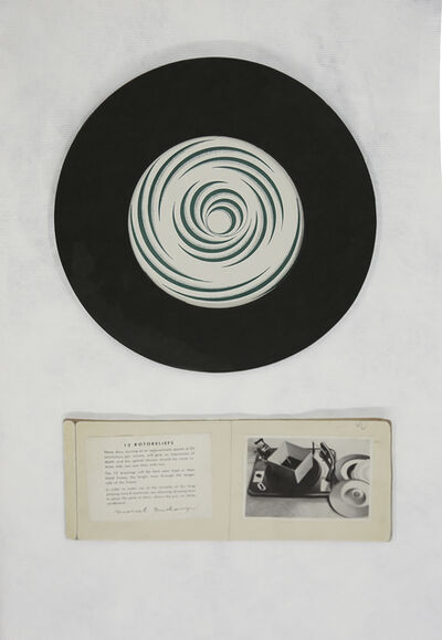 Marcel Duchamp, 'Rotoreliefs (Optical Discs)', 1953