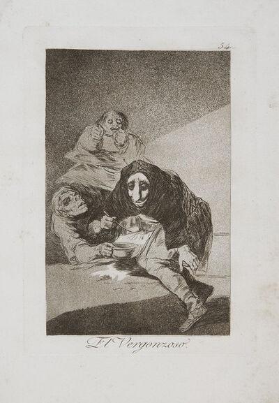 Francisco de Goya, 'El Vergonzo', 1799
