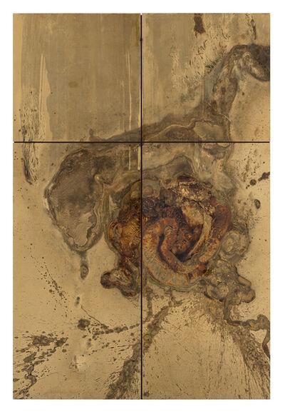 Toni R. Toivonen, 'Three Crucifixions, 2', 2019