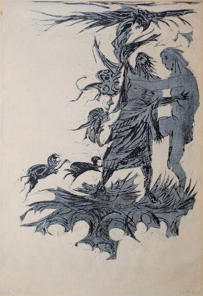 Jim Steg, 'The Temptation', 1960