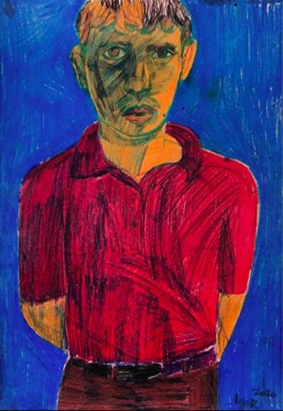 Igor Moritz, 'Self Portrait, February', 2020