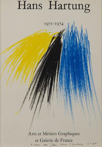 Hans Hartung, 'Sans titre', 1975