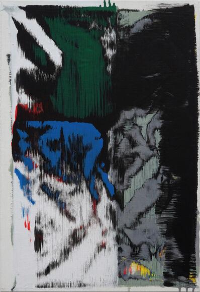 Sergio Barrera, 'Rhizomes (leakage) #40', 2020