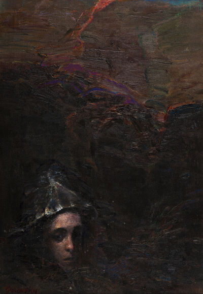 Arthur Polonsky, 'Sentinal'