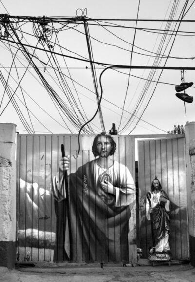 Flor Garduño, 'Conexión Divina', 2017