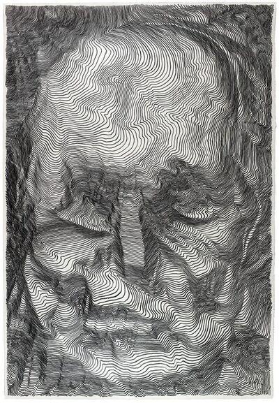 Carl Krull, 'Olmec 8', 2014