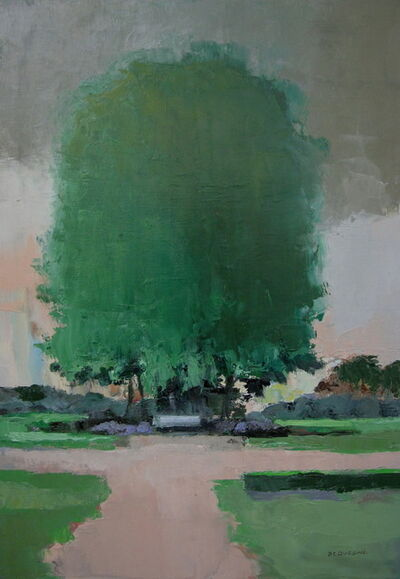 Philippe H. Dequesne, 'Parc Monceau'