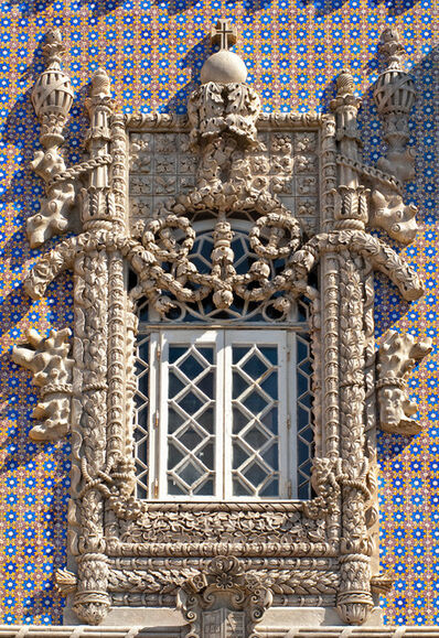 Andrew Prokos, 'Manueline Window, Sintra', 2011