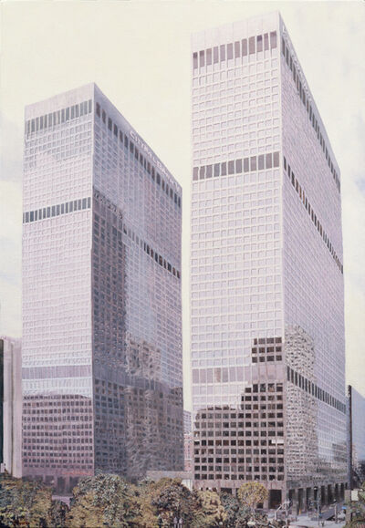 Jack Hoyer, 'Arco Towers', 2007