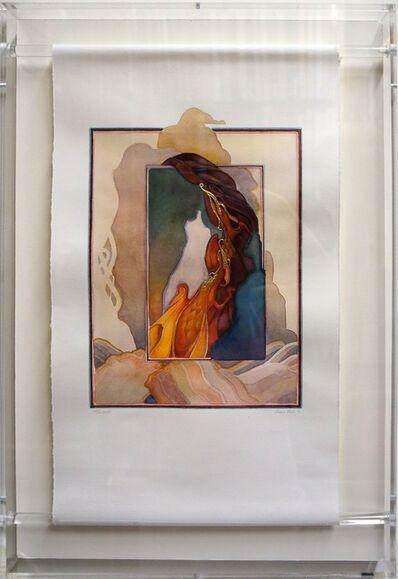 Valerie Hird, 'Jannah (Firebird', 2013