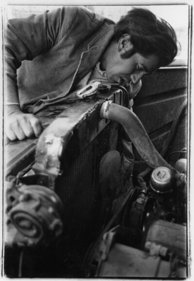Danny Lyon, 'Eddie, Llanito, NM,', 1973