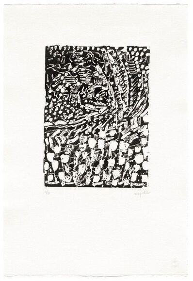 Jean-Paul Riopelle, 'Un Promeneur (2)', 1988-1990