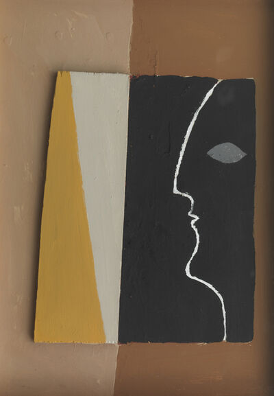 Breon O'Casey, 'Profile', 1989-91