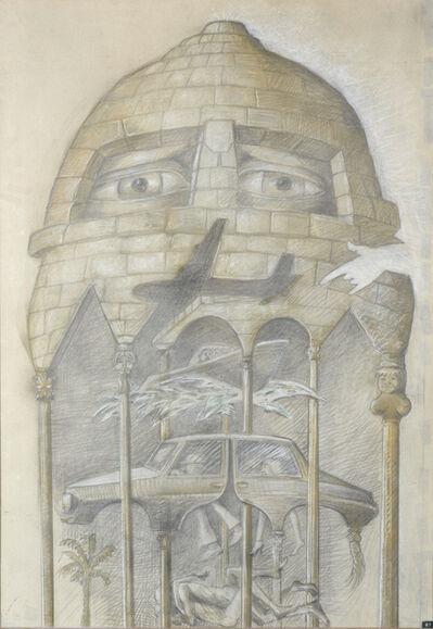 Hugh Weiss, 'L'Air-Terre-Mer De L'Aire Tertiaire', 1979