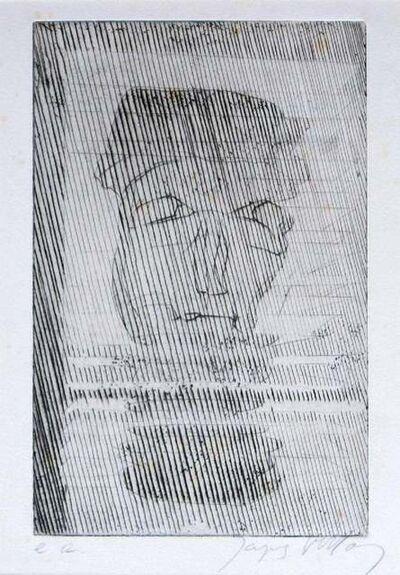 Jacques Villon, 'La Buste', 1938