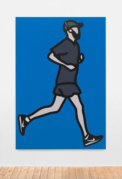 Julian Opie, 'Taxi driver. 2.', 2015