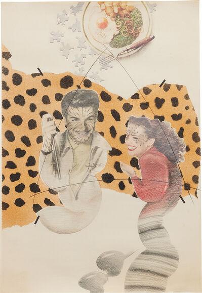 Ruben Torres Llorca, 'Last Supper', 1981