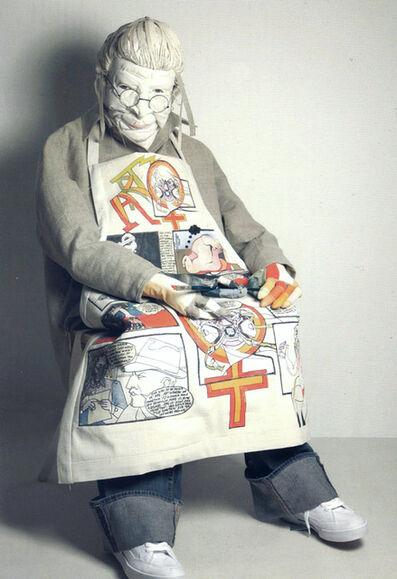Jann Haworth, 'Art Woman', 2008