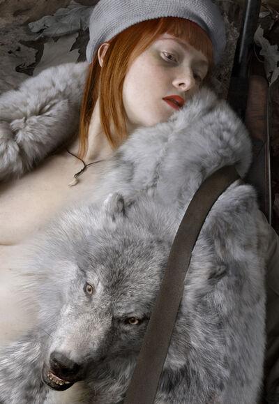 Katerina Belkina, 'Red Riding Hood. Justified Cruelty', 2006
