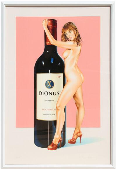 Mel Ramos, 'Dionisus', 2002