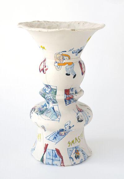 Trevor Baird, 'Plaza Vase B1', 2020