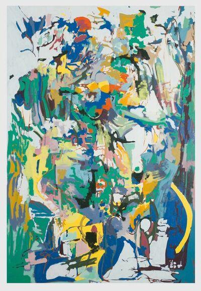 Kristopher Benedict, 'Untitled (lion passant)', 2018