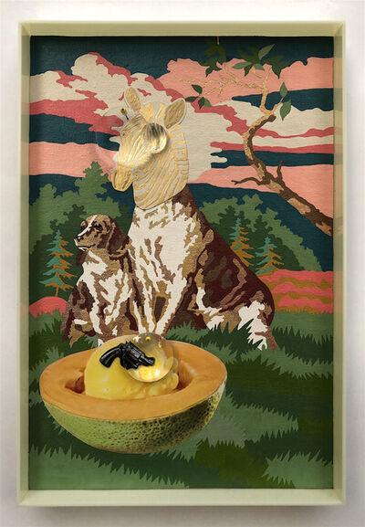 Erica Rosenfeld, 'ZEBRA-DOG', 2019