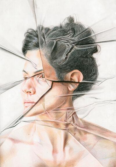 Yael Caffrey, 'Folded Glare #1', 2018
