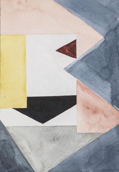 Ernst Caramelle, 'fold 1', 2015