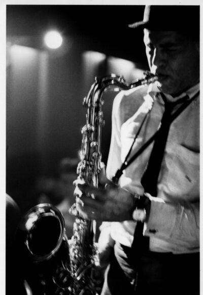 John 'Hoppy' Hopkins, 'Dexter Gordon at Ronnie Scott's Jazz Club, London', 1962