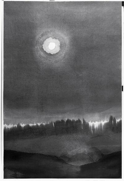 Gao Xingjian 高行健, 'Nuit silencieuse', 2008