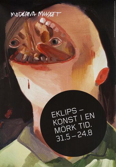 Dana Schutz, 'Face Eater', 2004