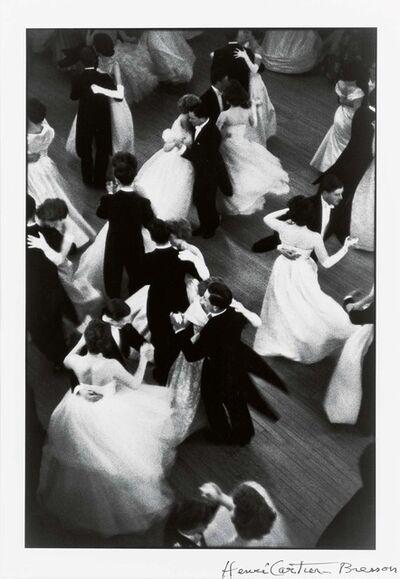 Henri Cartier-Bresson, 'Queen Charlotte's Ball', 1959